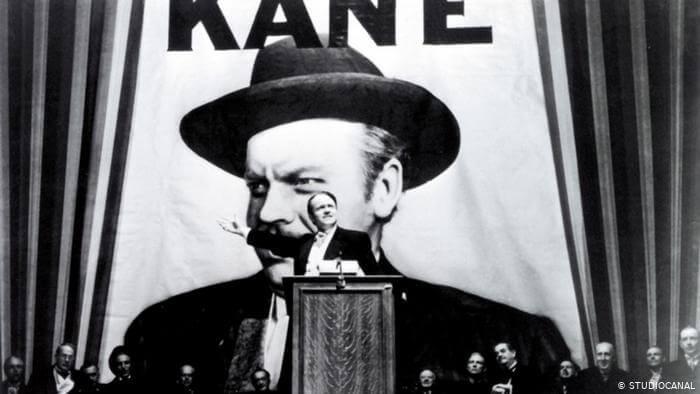 Citizen Kane Yurttaş Kane Orson Welles