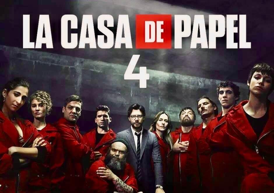 La Casa de Papel 4. Sezon