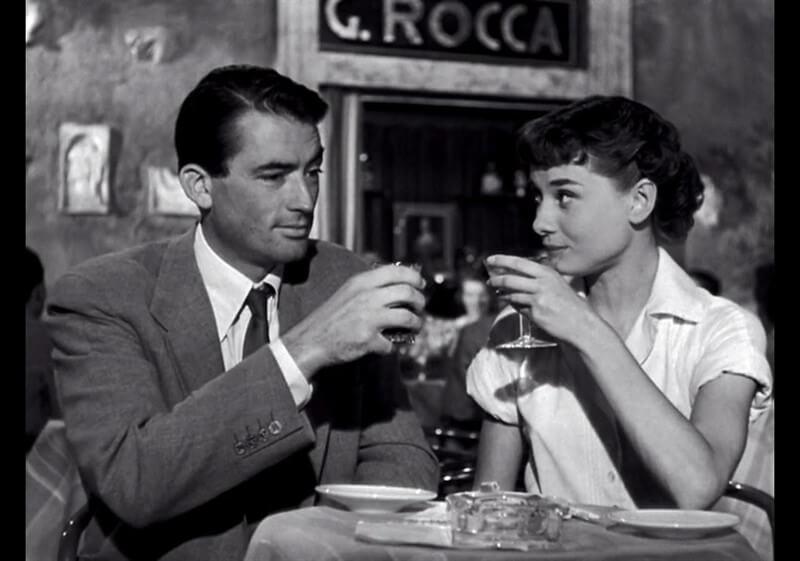 Roma Tatili Roman Holiday Audrey Hepburn Gregory Peck