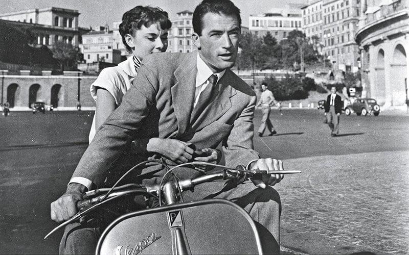 Roman Holiday Gregory Peck Audrey Hepburn