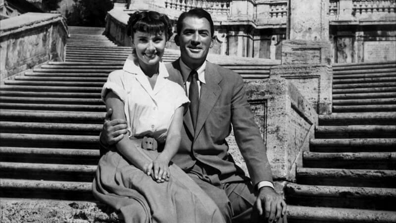 Roma Tatili Roman Holiday Gregory Peck Audrey Hepburn