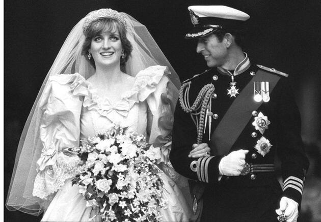 Lady Diana Prens Charles