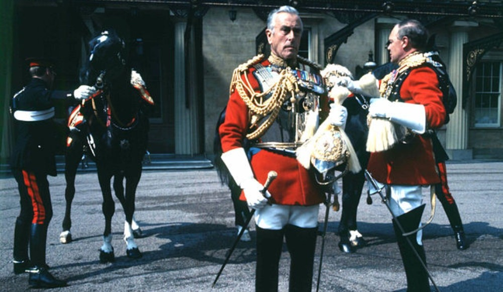 Lord Louis Dickie Mountbatten