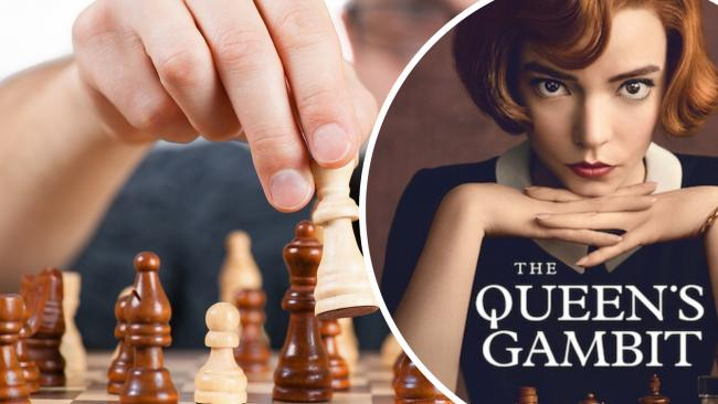 The Queen's Gambit Anya Taylor-Joy