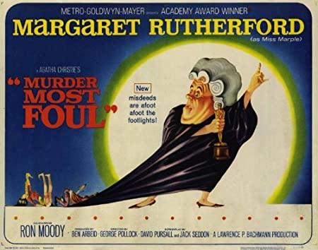 En Kötüyü Öldür Murder Most Foul