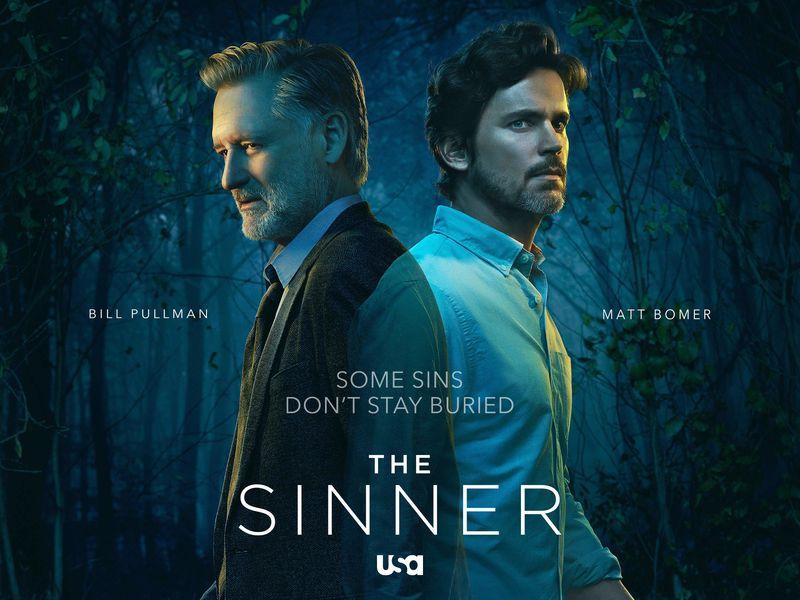 The Sinner Bill Pullman Matt Bomer