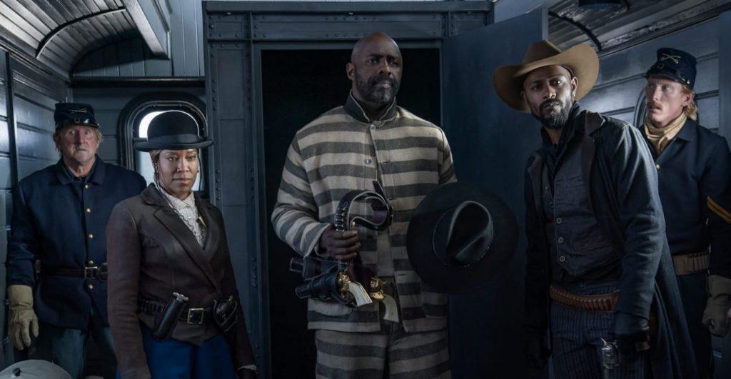The Harder They Fall Idris Elba
