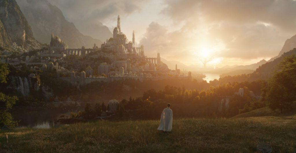 Yüzüklerin Efendisi The Lord of the Rings dizi