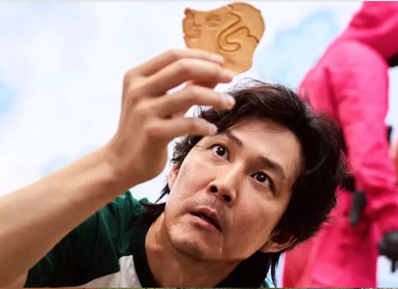 Squid Game Seong Gi-Hun Lee Jung-jae